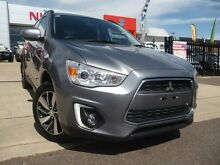 2014 Mitsubishi ASX XB MY15 LS (2WD) Grey Continuous Variable Wagon Belconnen Belconnen Area Preview