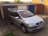 Vauxhall Zafira 1.6 i 16v Comfort 5dr
