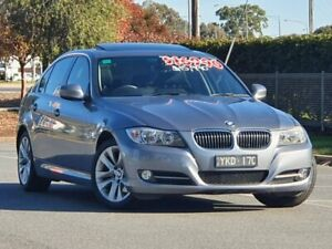 2011 BMW 3 Series E90 MY11 320d Steptronic Lifestyle Grey 6 Speed Sports Automatic Sedan Wodonga Wodonga Area Preview