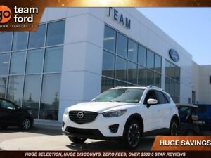 2016 Mazda CX-5 GT, 2.5L I4, Leather, Navigation, Back-up Camera