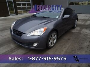 2010 Hyundai Genesis Coupe 2.0T PREMIUM Leather,  Heated Seats,