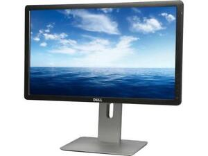 Dell P2012HT Black 20 Widescreen LED Backlight LCD Monitor