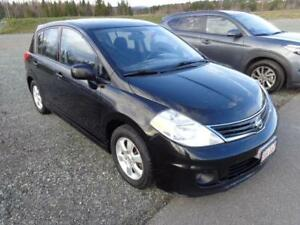 2010 Nissan Versa 1.8 SL ***AS TRADED***