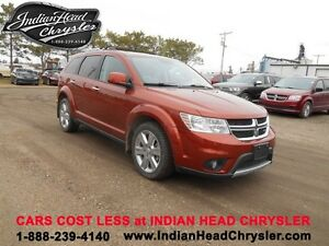 2012 Dodge Journey R/T |AWD|Leather