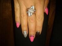~NAIL FRENZY~ gel nails $40 (NE Edm)