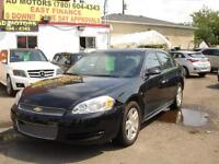 2012 CHEVROLET IMPALA AUTO LOADED 94K-100% APPROVED FINANCING
