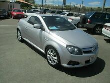 2005 Holden Tigra XC MY06 Silver 5 Speed Manual Convertible Coopers Plains Brisbane South West Preview