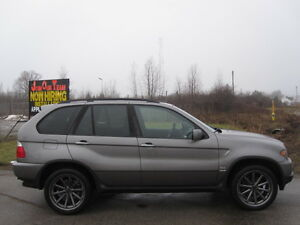 LOW KMs 156200 ! IMMACULATE  !  2006 BMW X5 London Ontario image 4