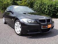 2006(56) BMW 318i M SPORT 4 DOOR LOW MILES***6 MONTHS FREE WARRANTY***