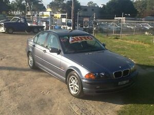 2000 BMW 318I Blue Sedan Hastings Mornington Peninsula Preview