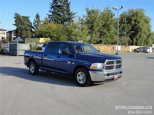 2011 DODGE RAM 2500 ST CREW CAB SHORT BOX 2WD HEMI