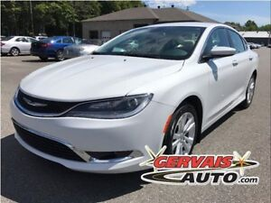 Chrysler 200 Limited A/C MAGS Volant Chauffant 2015