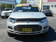 2011 Ford Territory SZ TS (RWD) Silver 6 Speed Automatic Wagon Tuggerah Wyong Area Preview
