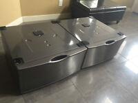 Samsung Washer/Dryer Pedestals