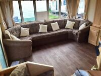 Static caravan for sale in Great Yarmouth Norfolk not Lincolnshire. 2017 site fees inc. FREE TOUR
