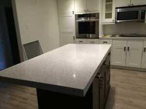 Quartz, Kitchen Counter top Surface