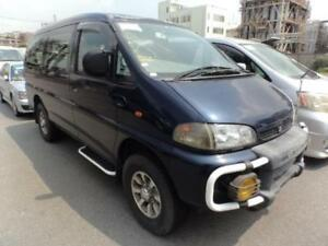 1996 Delica Space Gear High Roof LONG BODY only 30K!!!