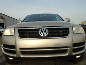 2004 Volkswagen Touareg 3.2L V6--SPORT PKG-AWD-LEATHER-SUNROOF