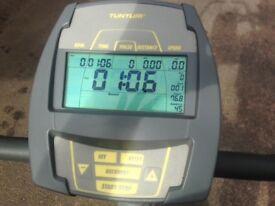 Tunturi F30 Exercise Bike - Good condition