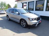 2015 Dodge Journey Crossroad FWD 7 Pass only $209 bi-weekly!