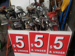 Secondhand Golf Clubs O'Connor Fremantle Area Preview