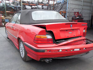 1997 BMW 328I CONVERTIBLE PARTS OUT