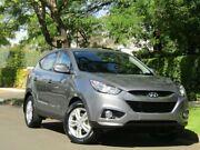 2013 Hyundai ix35 LM2 SE Grey 6 Speed Sports Automatic Wagon Thorngate Prospect Area Preview