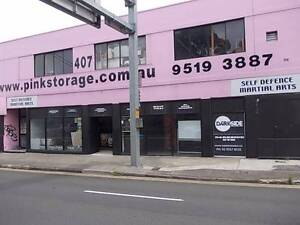 CHEAPER PARKING & SELF STORAGE*in Newtown/Sydenham/Rockdale area Sydenham Marrickville Area Preview