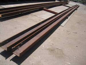 2 x Steel C Channel approx 10.5mtr Lengths Gepps Cross Port Adelaide Area Preview