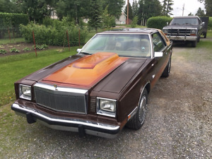 1980 Chrysler Cordoba - Mint Condition