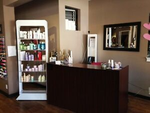 SALON AND SPA FOR SALE