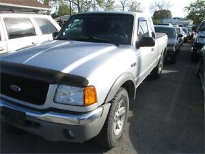 2003 Ford Ranger FX4/Off-Road great running driving truck as-is
