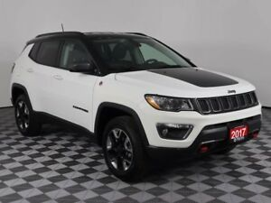 2017 Jeep Compass HEATED SEATS/NAVIGATION/POWER LIFTGATE