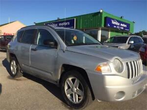 2008 Jeep Compass Sport!NEW SAFETY!CLEAN TITLE!REDUCED ONLY$5995