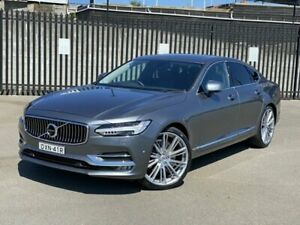 2017 Volvo S90 P Series MY17 T6 Geartronic AWD Inscription Grey 8 Speed Sports Automatic Sedan New Lambton Newcastle Area Preview