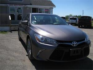 2015 Toyota Camry SE *Certified*