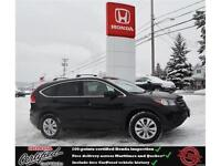 2013 Honda CR-V EX-L, Leather Interior, Heated Seats !!