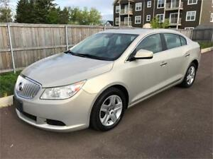2010 Buick LaCrosse CX - ESTATE VEHICLE.