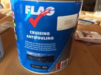FLAG cruising antifouling paint