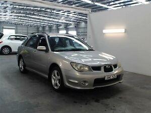 2005 Subaru Impreza MY06 2.0R (AWD) Silver 4 Speed Automatic Hatchback Beresfield Newcastle Area Preview