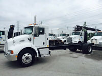 kenworth T300 2007 cab and chassis