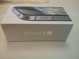 -IPHONE 4S NEW  WITH GUARANTY