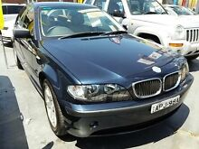 2003 BMW 318I E46 MY2003 Executive Dark Blue 5 Speed Automatic Sedan Haberfield Ashfield Area Preview