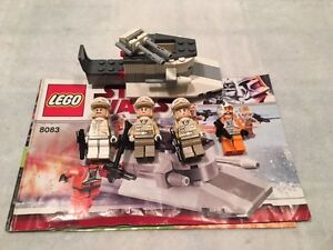 Lego Star Wars sets 8083 and 8084