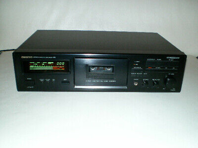 ONKYO TA-6510 Kassettendeck 3 HEAD / 3 MOTOR Full Logic Control