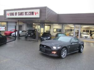 2015 Ford Mustang GT 5.0L V8 - 6 SPEED MANUAL