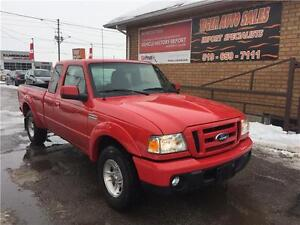 2011 Ford Ranger Sport******AUTOMATIC******ONLY 107 KMS*******