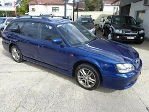 2003 Subaru Liberty MY03 RX Blue 5 Speed Manual Wagon Sylvania Sutherland Area Preview