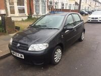 Fiat Punto 1.2 ltr, 2004, low mileage, well maintained Powerful engine, one year mot