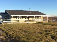 Acreage for Rent 10 min South of Humboldt sk